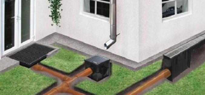 Особенности организации водоотвода и дренажа на даче