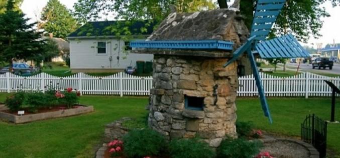 Руководство по созданию декоративной мельницы для дачи
